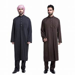 robe longue homme musulman With robe homme musulman