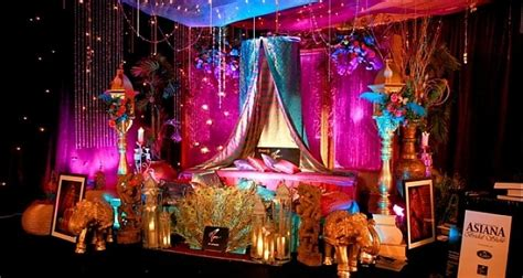 Impressive Sangeet Setup