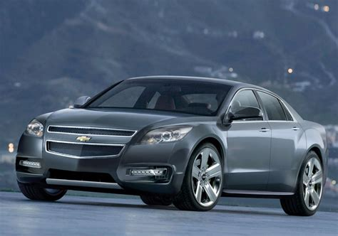 2011 Chevrolet Malibu Review Cars Specifications Review
