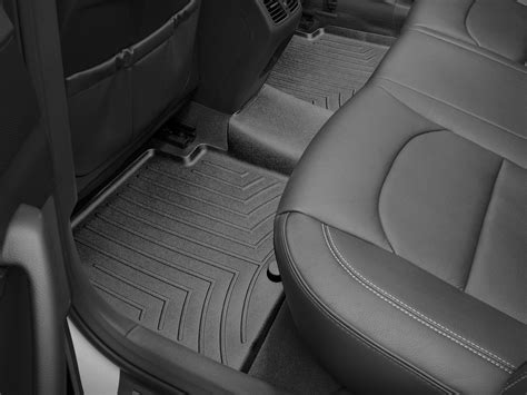 weathertech floor mats kia optima weathertech floor mats floorliner for kia optima 2016 2017 black ebay