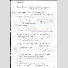 Notemaking Styles  Skills Hub University Of Sussex
