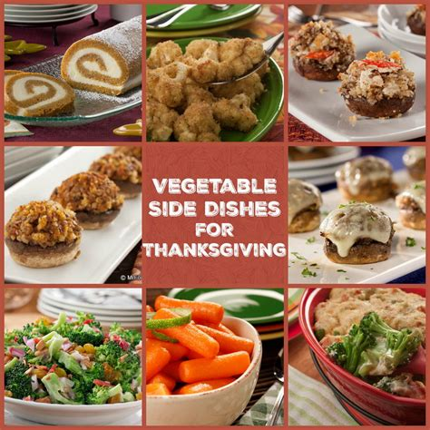 thanksgiving dishes 100 vegetable side dishes for thanksgiving mrfood com