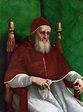 Portrait of Pope Julius II by Raphael - Facts about the ...
