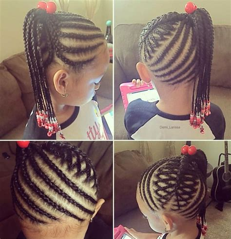 pretty hair styles for black 599 best cornrows images on kid 2133