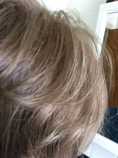 results  revlon colorsilk dark blonde health
