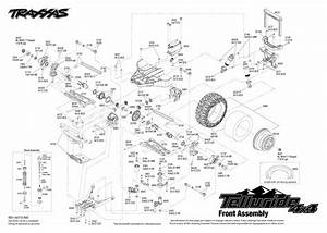 Exploded View 1994 Land Rover Defender Manual