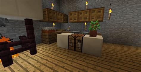 cuisine dans minecraft minecraft architecte maison à colombage
