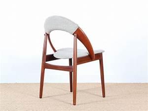 Housse Chaise Scandinave : chaise scandinave en teck galerie m bler ~ Teatrodelosmanantiales.com Idées de Décoration