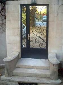 Porte 3 Beauséjour Marseille : porte d 39 entr e metallique marseille 13 marignane miramas ~ Gottalentnigeria.com Avis de Voitures