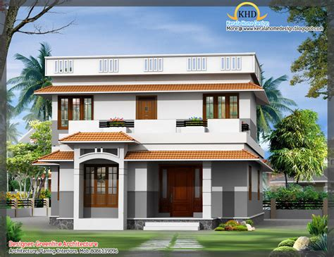 awesome house elevation designs kerala home design