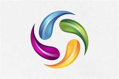 Graphic Company Create Unique Business Banner Symbol