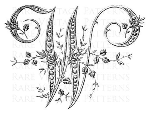 french alphabet stencil large letter  monogram initial png transparent  jpg white