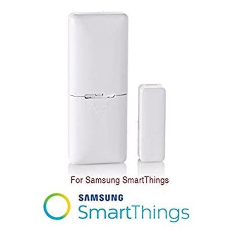 samsung smartthings garage door visonic door window sensors 10 deals smartthings