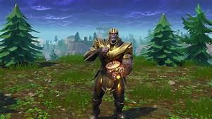 Fortnite Thanos Dancing YouTube
