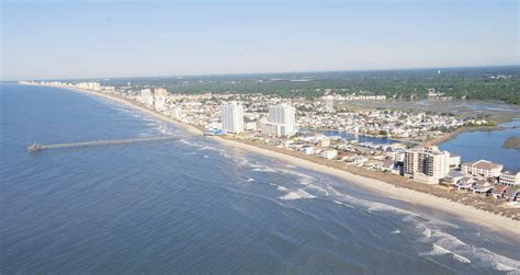 Myrtle Beach, South Carolina, Must-see Tourist Destination During The Summer