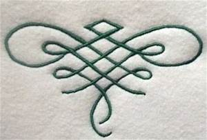 Celtic Knots and Their Meanings | ... meanings worked into ...