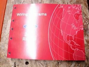 2019 Ford Ranger Original Factory Wiring Diagrams Manual