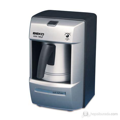 Beko BKK 2113 670W Mini Keyf Türk Kahve Makinesi Fiyat?