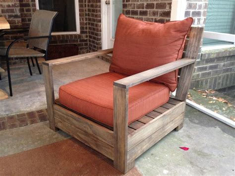 Belvedere Outdoor Lounge Chair Plans  Rh Knockoff