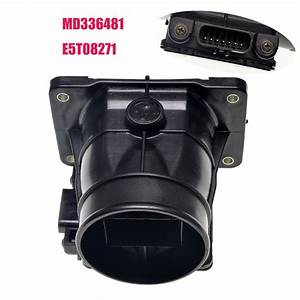 Md336481 E5t08271 Mass Air Flow Meter Sensor For Mitsubishi Lancer Outlander Galant