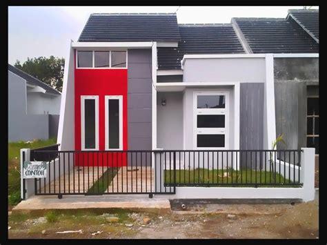 desain rumah  rumah minimalis sederhana images