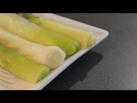 comment cuisiner des poireaux comment cuisiner poireaux