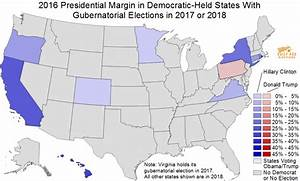 Here are the governorships the Republicans want to go from ...