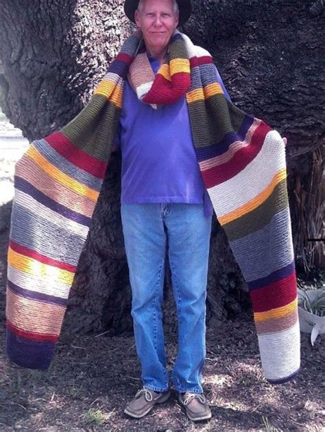 Baker Dr Who Scarf Knit Pattern Free