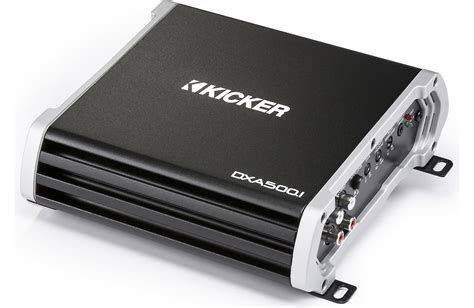Kicker Dxa Car Audio Class Subwoofer Amplifier