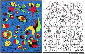 14 Best Joan Miro  Art Project For Kids Images On