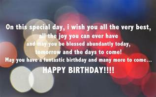 greeting birthday wishes for a special friend this about health technology reading stuff