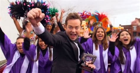 Stephen Mulhern says ITV refused to replace him when he ...