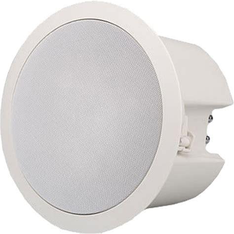 drop ceiling speakers azden acs 6 5 drop ceiling coaxial 8 ohm speaker acs 6 5 b h 3475