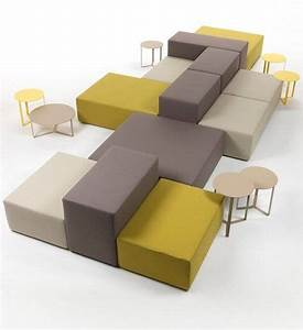 Sectional modular #sofa LOUNGE by Giulio Marelli Italia ...