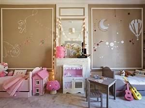 inspirations deco de chambres mixtes pour enfants With deco chambre enfant mixte