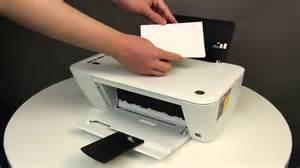 loading specialty paper for the hp deskjet 1510 2540 deskjet ink advantage 1510 and 2540