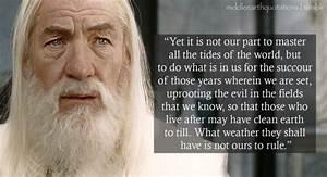 gandalf – Dow... Gandalf Wizard Quotes