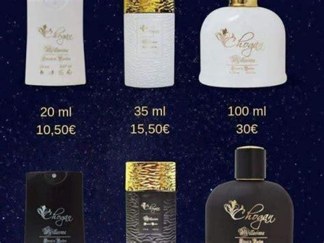 parfums chogan beaute futee