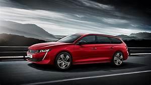 Peugeot 508 Break : 2019 peugeot 508 sw gt youtube ~ Gottalentnigeria.com Avis de Voitures