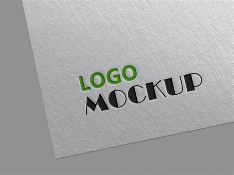 All free mockups consist of unique design with smart object layer for easy edit. 16+ Best Free Logo Mockup PSD Templates 2020 - WebThemez
