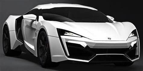Wmotors Lykan Hypersport Price, Specs, Review, Pics