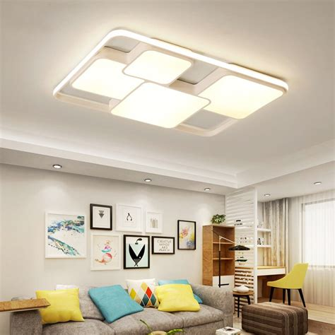 Led Lights For Room With Remote by Led Modern Ceiling L Ceiling Lights For Living Room