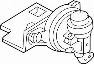 Lincoln Blackwood Vapor Canister Purge Solenoid  Emission