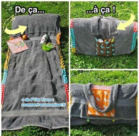 comment faire un bain de si e ce sac se transforme en serviette de plage avec coussin