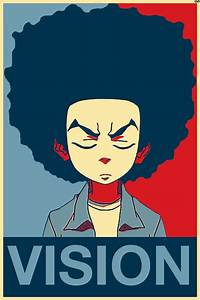 The Boondocks IPhone Wallpaper 1