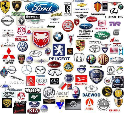 Car Logos And Names by All Logos Car Company Logos