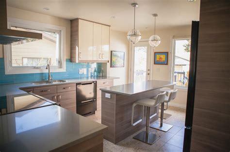 brokhult walnut ikea kitchen contemporary kitchen