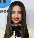Red Carpet Dresses: Sofia Carson - TCA Winter Press Tour ...