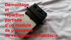 Module De Puissance Scenic 2 : comment d monter un r gulateur de vitesse de ventilateur d 39 habitacle d 39 un renault sc nic ii ~ Medecine-chirurgie-esthetiques.com Avis de Voitures