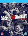 Sons of Anarchy: Complete Season 6 Blu-ray (2014) Charlie ...